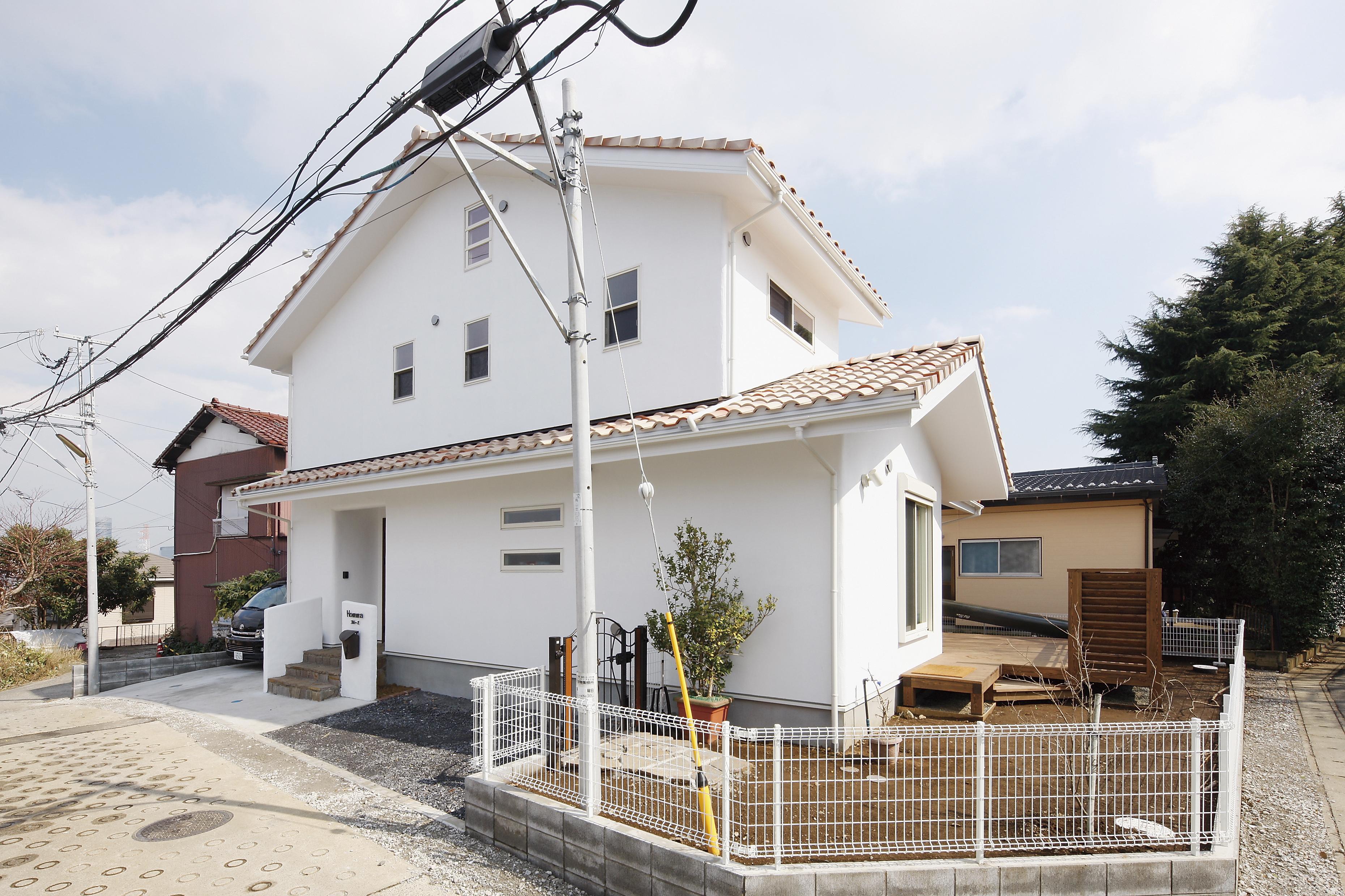 1. 横浜市に建つGrande casaにようこそ