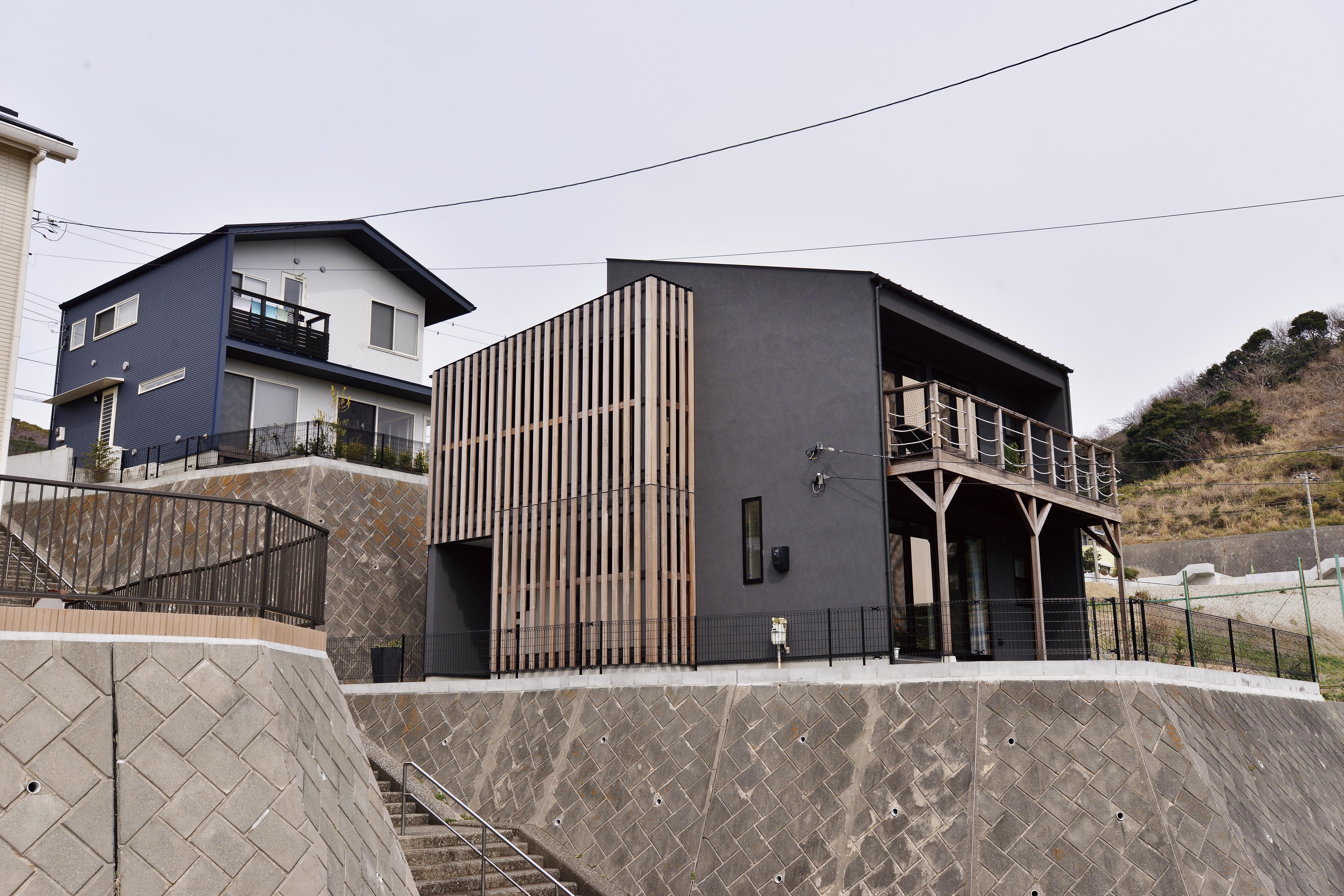 海の見える家を建てたい!建築家が認めた海一望の家