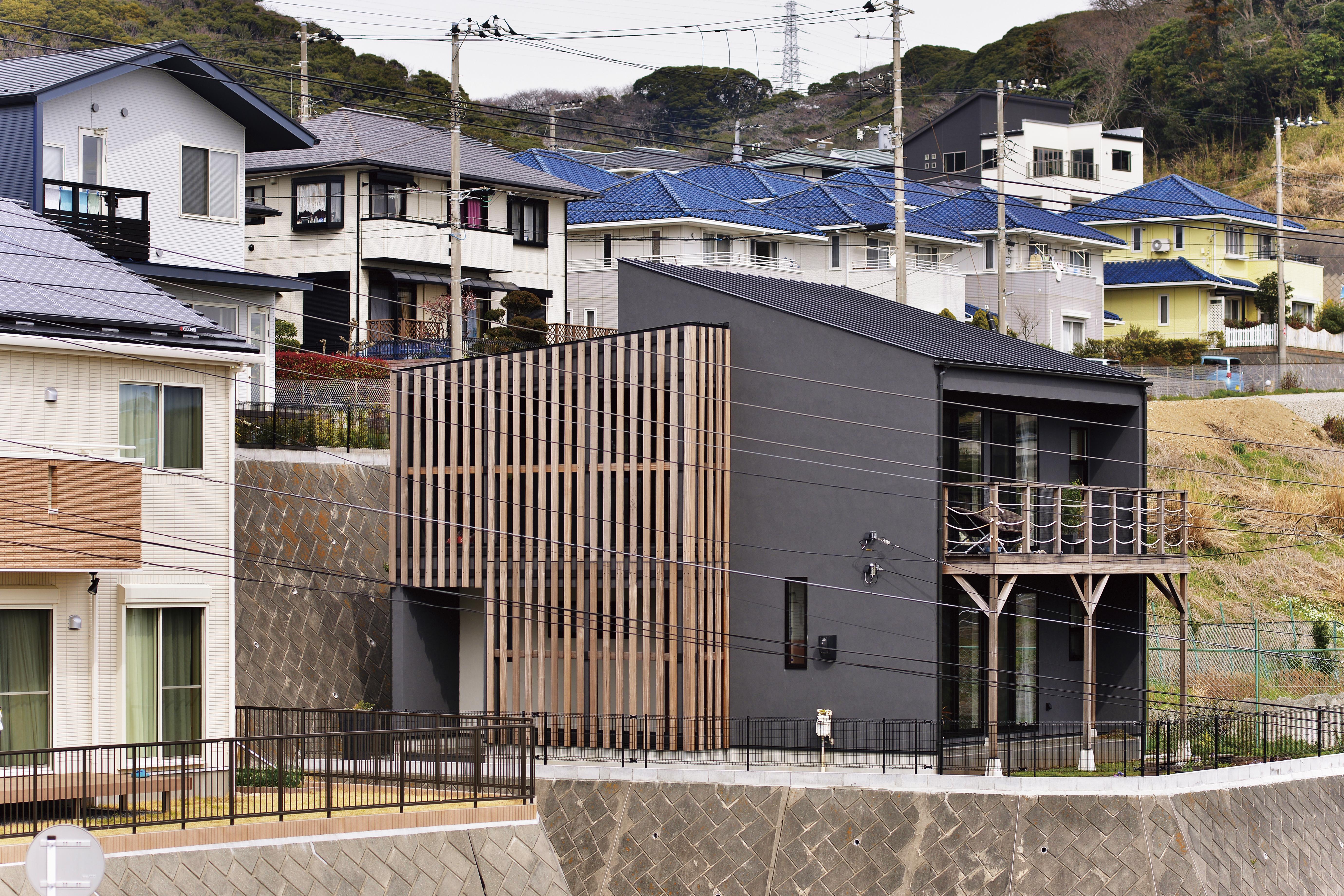 海に近い家を建てる時の注意点