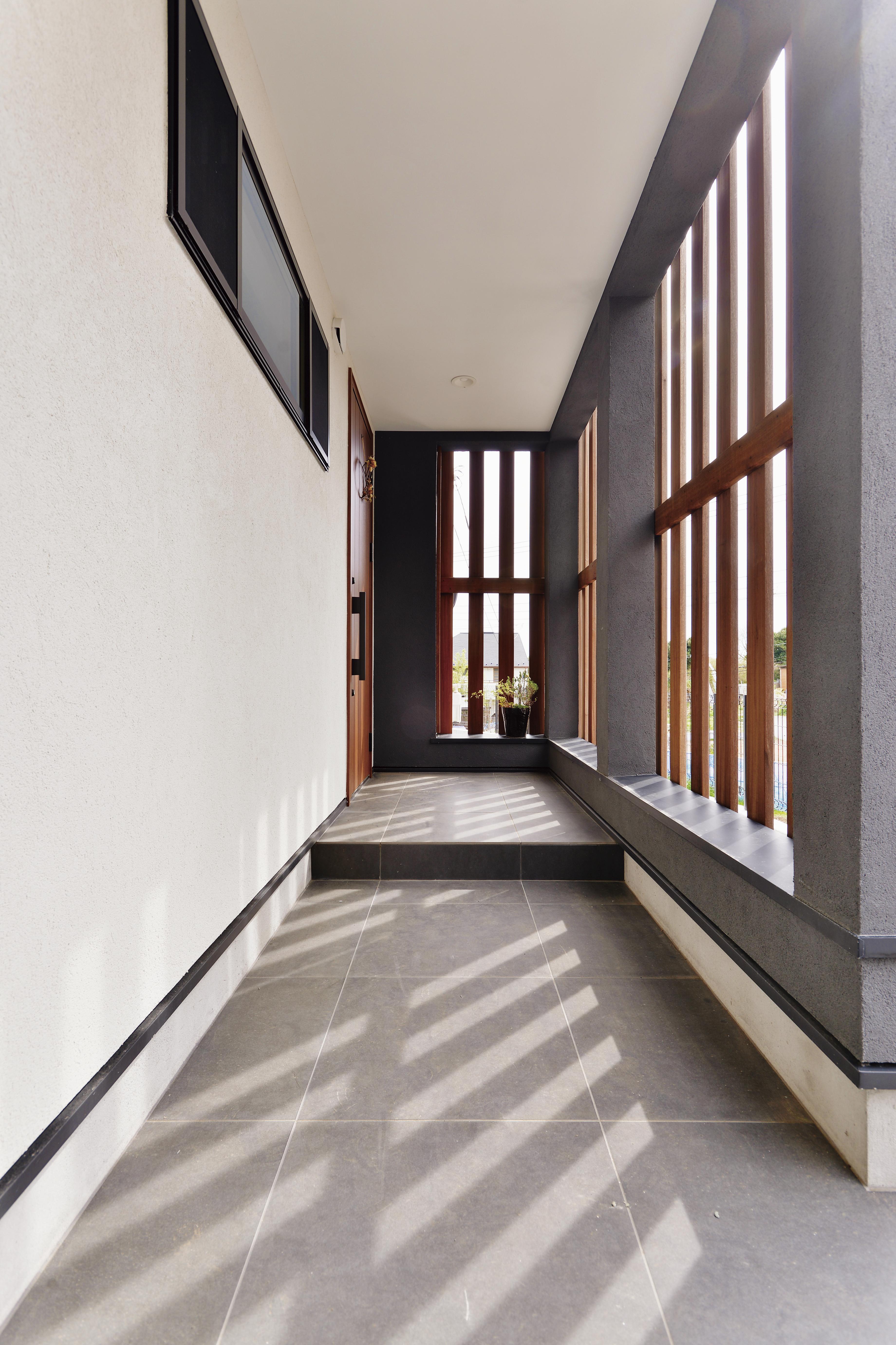 横須賀市の海の見える家 女性建築家の建てた家にお連れ致します