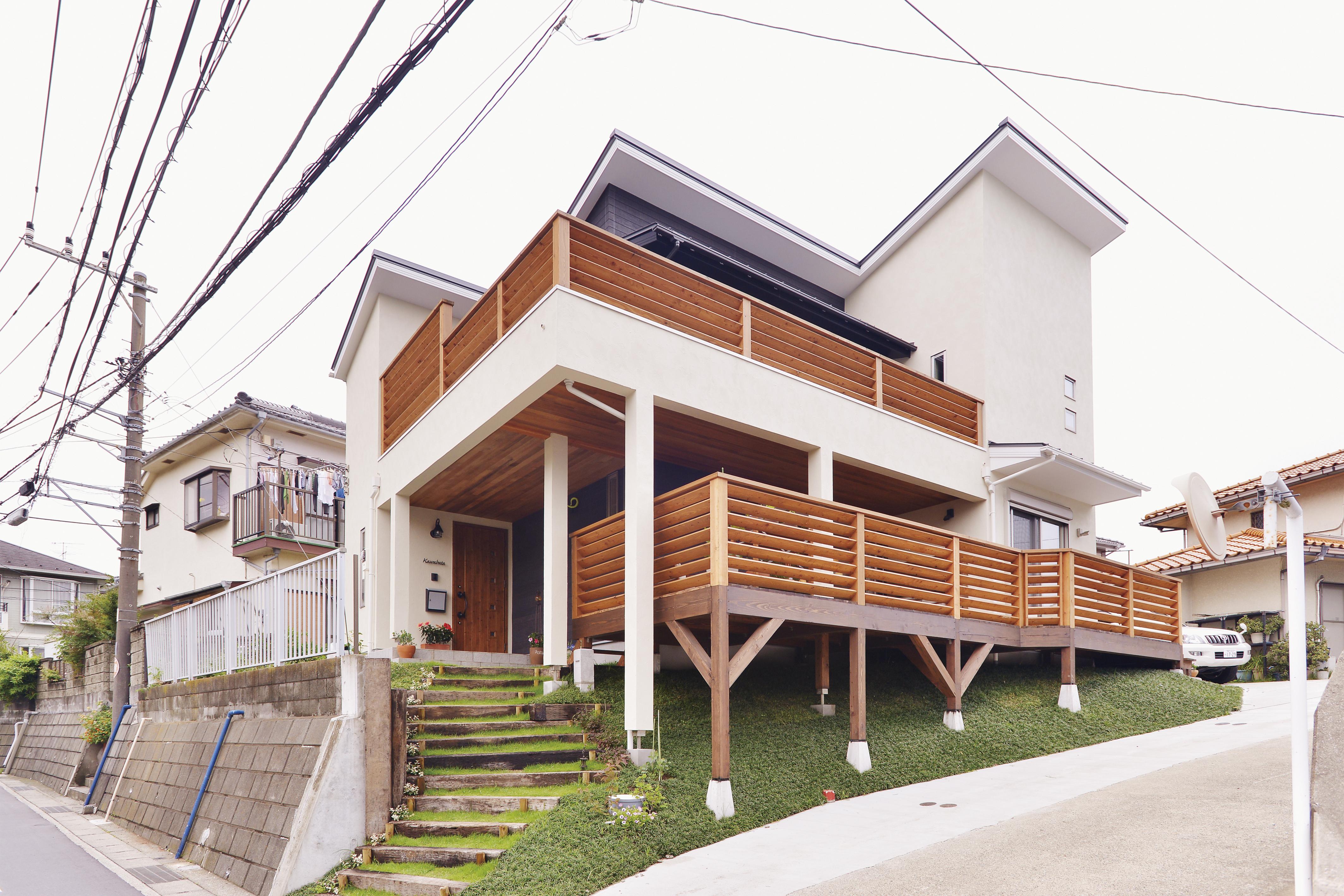 神奈川県で自然素材の注文住宅を建てる〜新築費用の上手な節約術を実現した家