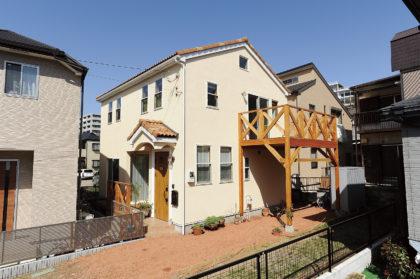 横浜に自然素材の家をローコストで建てたい!諦めらないで家を建てる横浜STYLEの家
