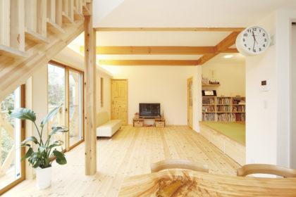 横須賀市に新築一戸建てを建てるなら自然素材の家がおすすめな事例