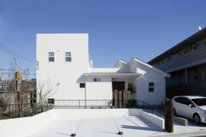横浜の住宅展示場まで徒歩5分|ハウスメーカーでは無く工務店で建てた家