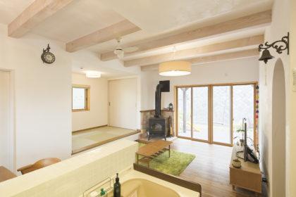 逗子市に新築一戸建ての家を建てる!施主自ら家づくりに参加して建てた家