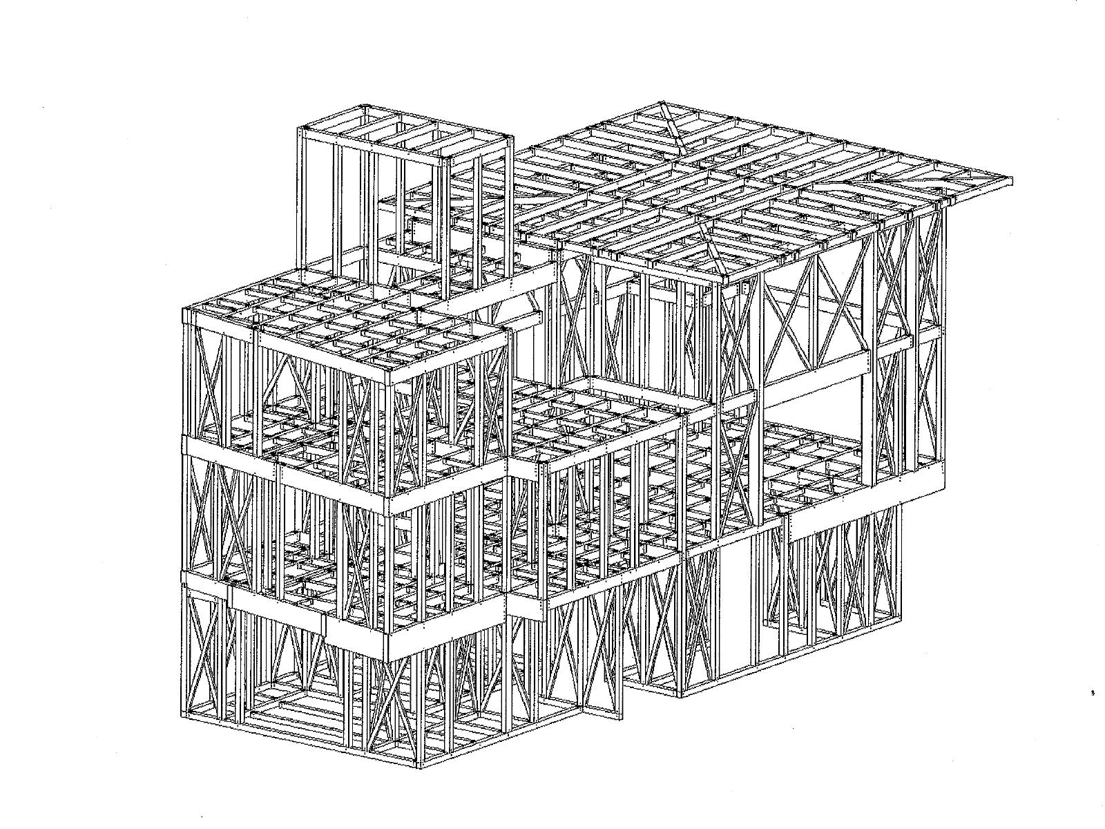構造が成立せずに進まない
